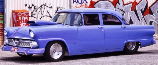 1958 pro stock ford customline. Black Bedroom Furniture Sets. Home Design Ideas