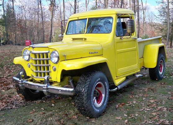 1958 Willy's Jeep Street Rod Photo