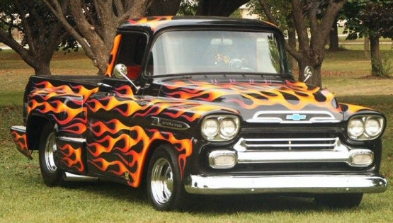 Picture of 1959 CHEVY APACHE  CUSTOM STREET ROD