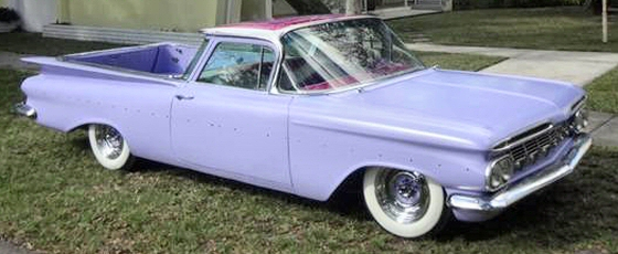 Photo of 1959 Chevy Elcamino Kustom Lowrider