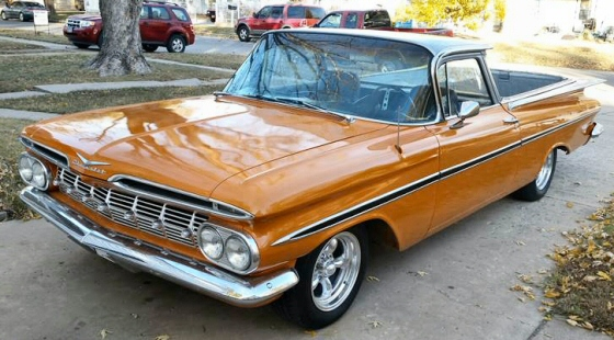 Photo of 1959 Chevrolet El Camino Great Cruiser