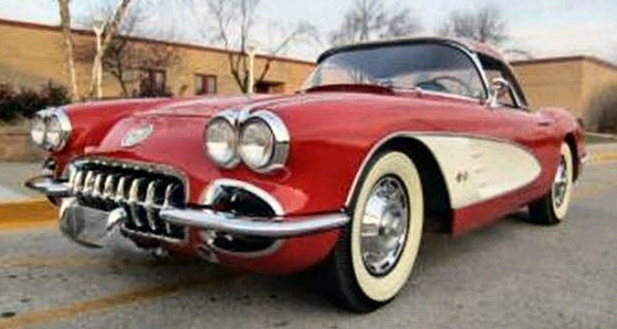 Photo of 1959 Chevrolet Corvette Convertible