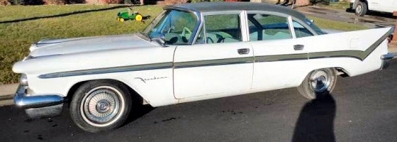 Photo of 1959 DeSoto Firedome 4DR Sedan