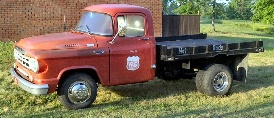 Photo of 1959 Dodge 1-Ton Dually Truck