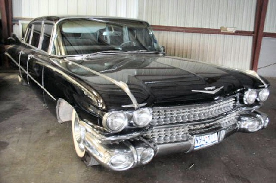 Classic 1959 Cadillac Fleetwood 60 Series 4 Door