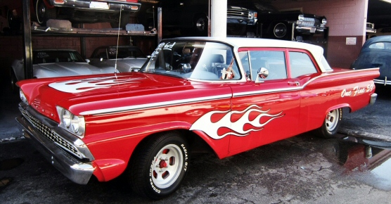 Photo of 1959 Ford Sedan 2 Door Street Rod