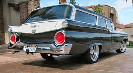 Photo of 1959 Ford Ranch Wagon 4 DR Stationwagon