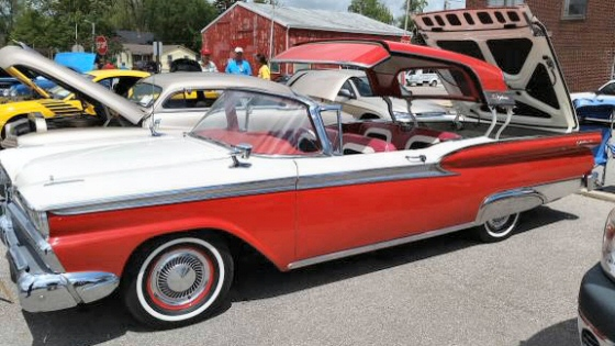 Photo of 1959 Ford Galaxie 500 Retractable Restored