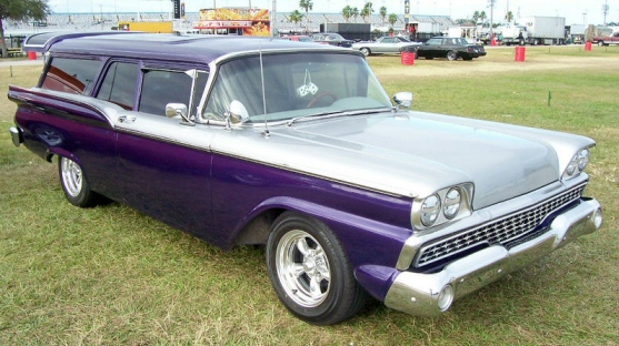 Photo of 1959 Ford Ranch Wagon Street Rod