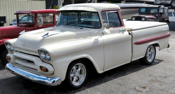 Photo of 1959 GMC FLEETSIDE RESTOMOD PICKUP TRUCK