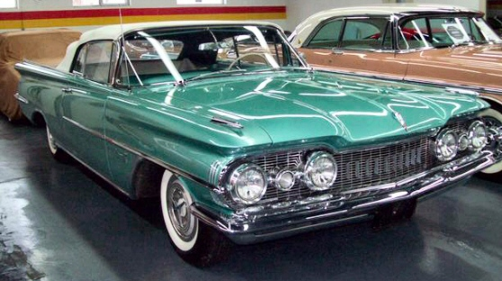 1959 Oldsmobile Super 88 Convertible