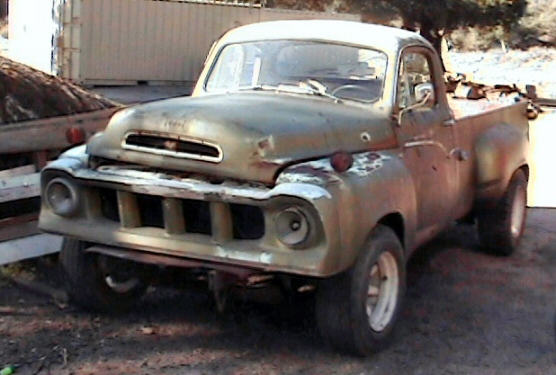 Photo of 1959 Studebaker Stepside Pickup