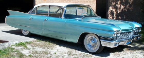Photo of 1960 CADILLAC 6 WINDOW SERIES 62