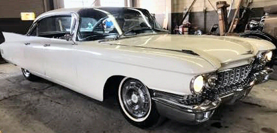 Photo of 1960 CADILLAC FLEETWOOD 4 DR HT WITH  50,300 ORIGINAL MILES