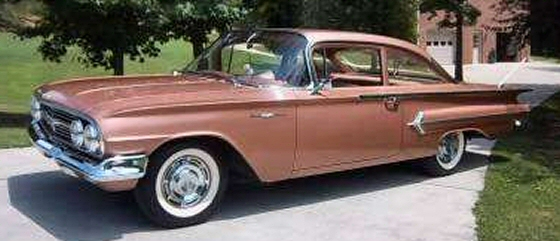 Picture of 1960 CHEVY BELAIR 2 DR