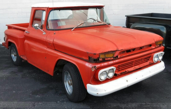 Picture of 1960 Chevrolet PickUp Truck Project