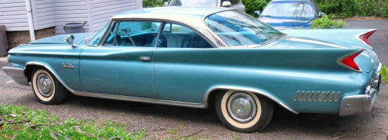 1960 Chrysler New Yorker 2 DR HT