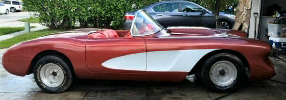 Photo of 1960 Corvette Roadster  Custom