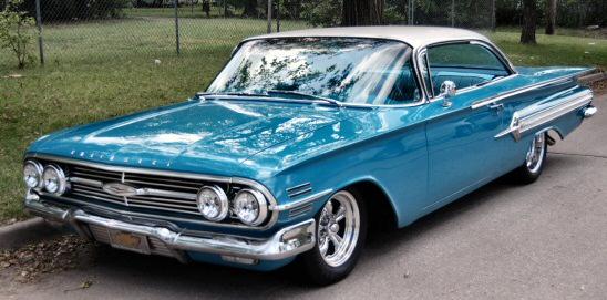1960 chevrolet impala sport coupe. Black Bedroom Furniture Sets. Home Design Ideas