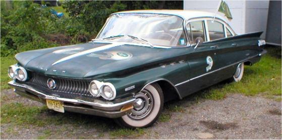 1960 Buick Invicta - 4 Dr Sedan.