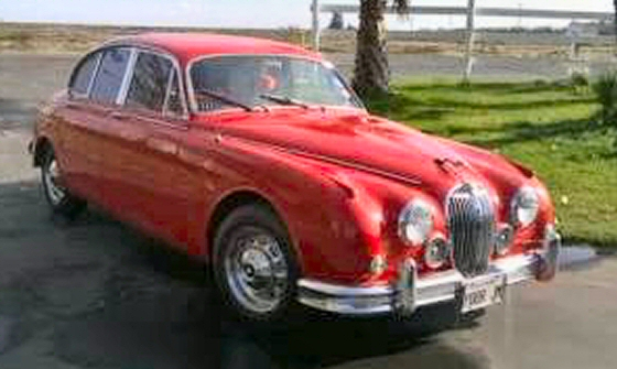 Photo of 1960 Jaguar Mark II