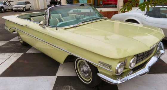 Photo of 1960 Oldsmobile Super 88 Convertible