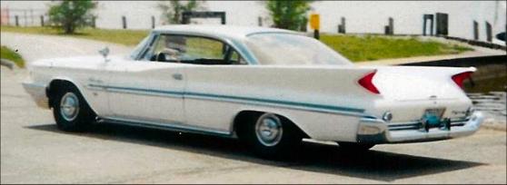 1960 Chrysler Saratoga