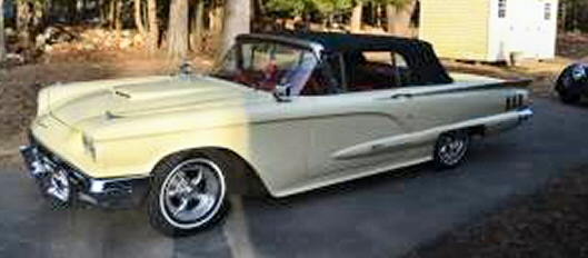 Photo of 1960 Thunderbird Convertible