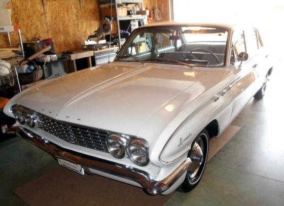 Buick Special 1961 1961 Buick Special 4 Door