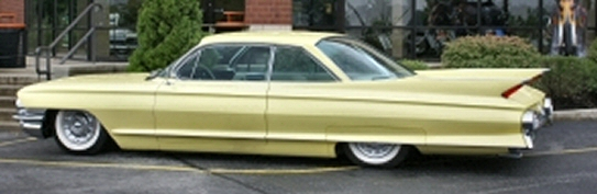 Photo of 1961 Cadillac 2DR HT