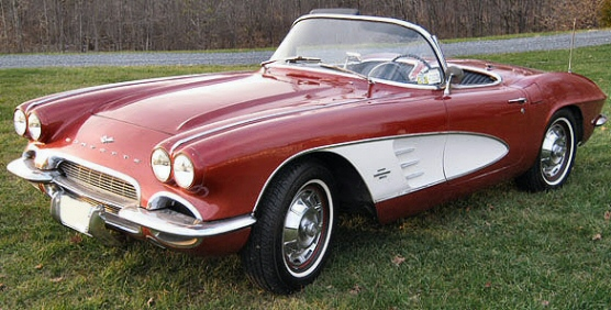 Photo of 1961 Corvette