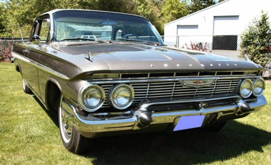 Picture of 1961 Chevrolet Impala SS 2 Door Sedan