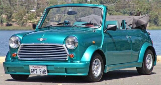 Photo of 1961 Mini Cooper Cabriolet Custom