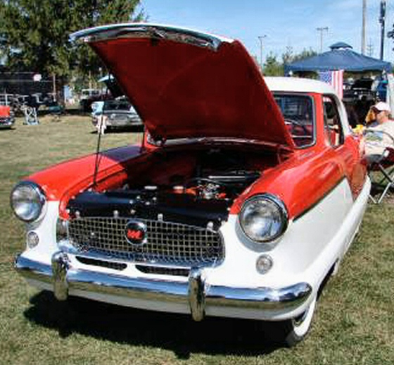 Photo of 1961 Nash Metropolitan