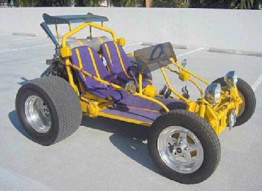 1961 VW Dune Buggy