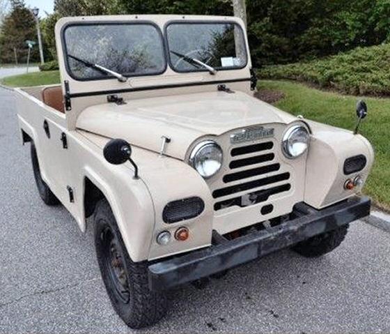 1962 austin gypsy jeep
