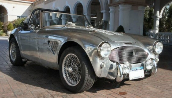 Photo of 1962 Austin Healey 6000 Resto Mod