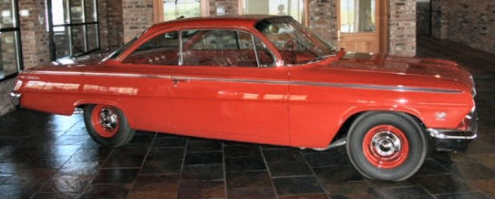 1962 Chevrolet Bel Air Bubble Top 409/4 speed