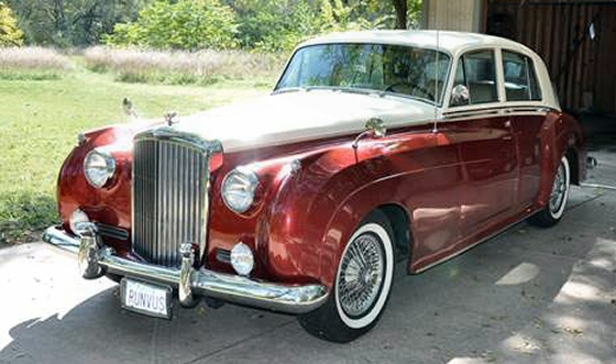 Photo of 1962 BENTLEY S3 CONTINENTAL FLYING SPUR Mulliner 4-Door Saloon