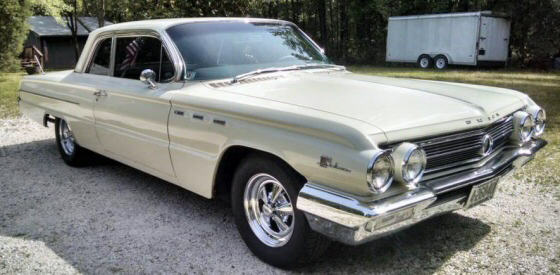 Photo of 1962 Buick LeSabre 2 DR Post With Only 45,448 Miles
