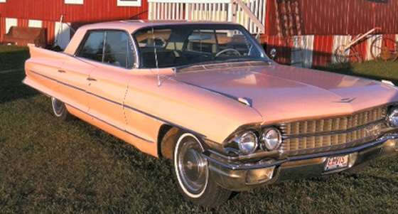 Photo of  1962 Cadillac Fleetwood 4DR Hardtop
