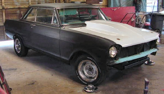 1962 Chevy II Nova Super Sport