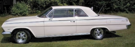 Photo of 1962 Chevy Impala SS 2 DR Hardtop In Show Condition