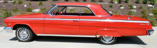 Picture of 1962 CHEVY IMPALA SS
