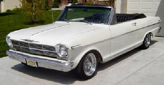 Picture of 1962 Chevy Nova SS Convertible