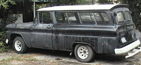 Photo of 1962 Chevy Suburban Carryall Project