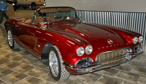 Photo of 1962 Chevrolet Corvette Modified Roadster