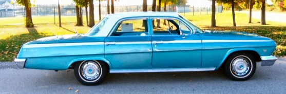 Picture of 1962 Impala 4DR Sedan