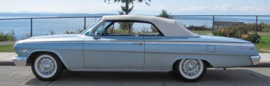 Picture of 1962 Chevrolet Impala SS Convertible