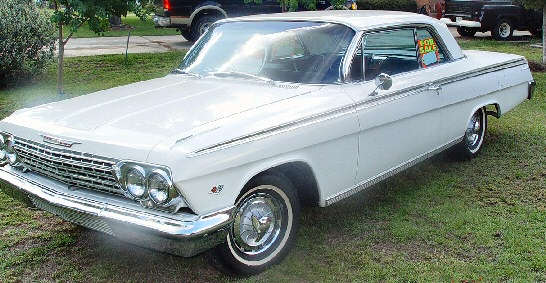 1962 Impala SS Coupe (Survivor)